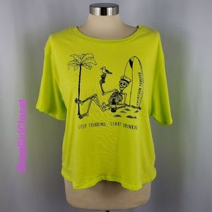💥Just In💥 Frech Pastry Tee Juniors XL NWT